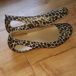 "Crocs ""Kadee"" Flat"